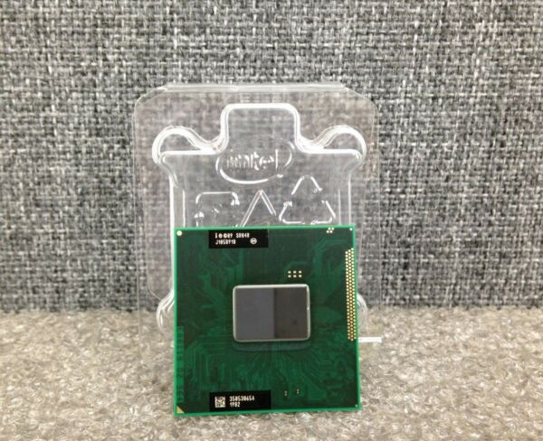 Intel Core I3-2310m Cpu / Processor, 2.1ghz, 3mb, 5gt/s Dmi, Pga988b, Sr04r