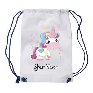 Personalised-Unicorn-Gym-Bag-PE-Sports-Swimming-Bag-School-Dance-Girls