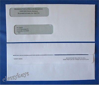 Check envelope