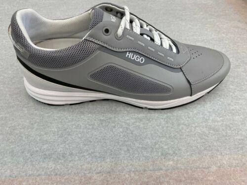 BOSS HUGO BOSS Men/'s Sneakers Hybrid Runn MXRB 030 Med Grey
