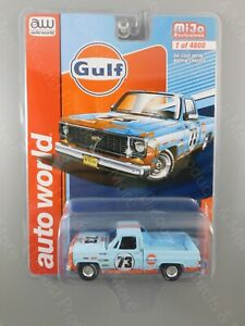 1973 Chevrolet Cheyenne Gulf PRE ORDER Auto World 1:64 MiJo Exclusives