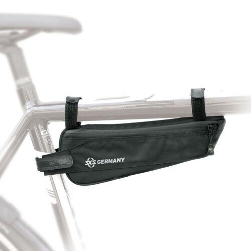 SKS Racer Edge Bicycle Bag 600 ml Black Standard Frame Bag for Bicycle