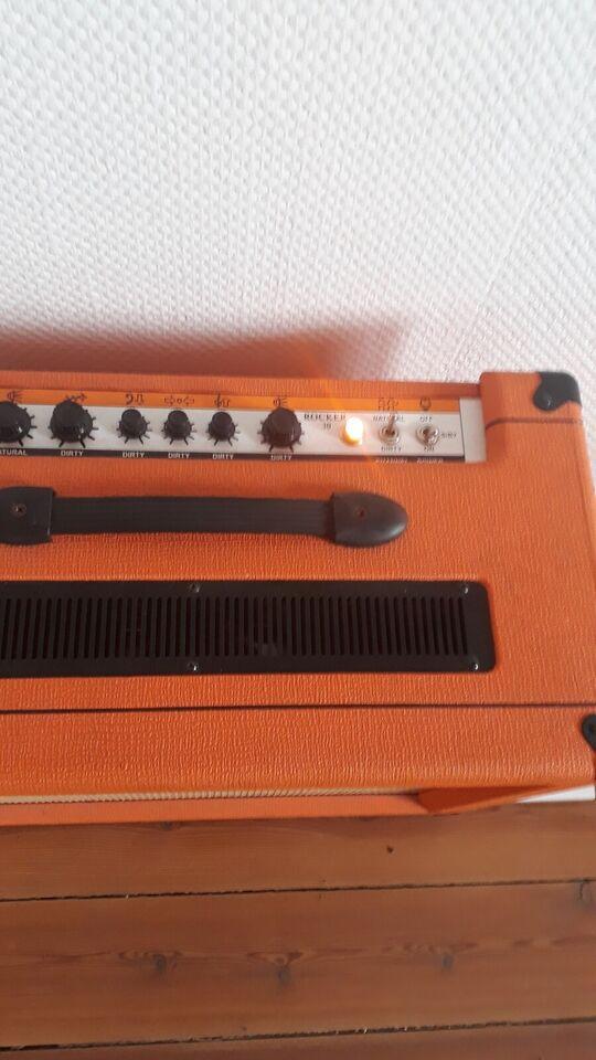 Guitarcombo, orange rocker 30, 30 W