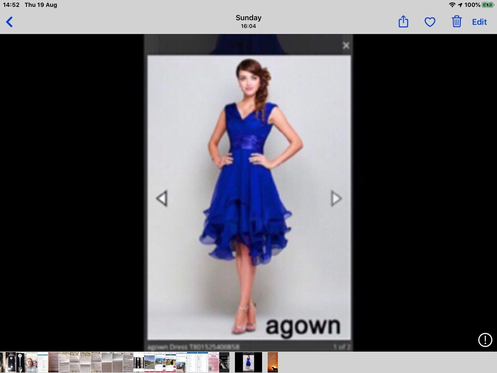 Designer Mother of the Groom Dress
