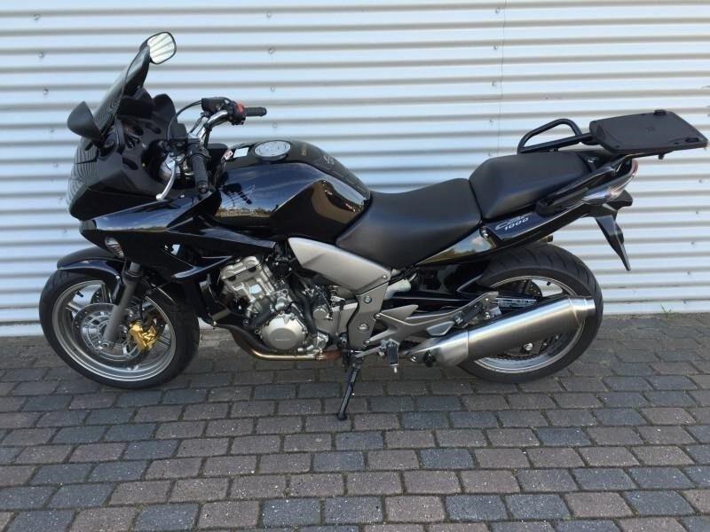 Honda, CBF 1000 A, 998