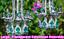 14K-gold-Natural-22-68ct-EMERALD-Diamond-Pearl-CHANDELIER-Estate-LONG-Earrings thumbnail 8