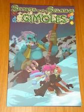 GIMOLES SECRETS OF THE SEASONS VOL 1 IMAGE COMICS MIKE BULLOCK 9781582409559