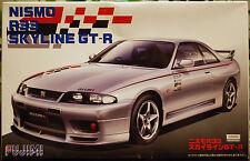 1995 Nissan Skyline GT-R R 33 Nismo , 1:24,  Fujimi 038353