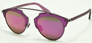 501875ee7c Image is loading NEW-Authentic-DIOR-SoReal-RMTLZ-Matte-Violet-Sunglasses-
