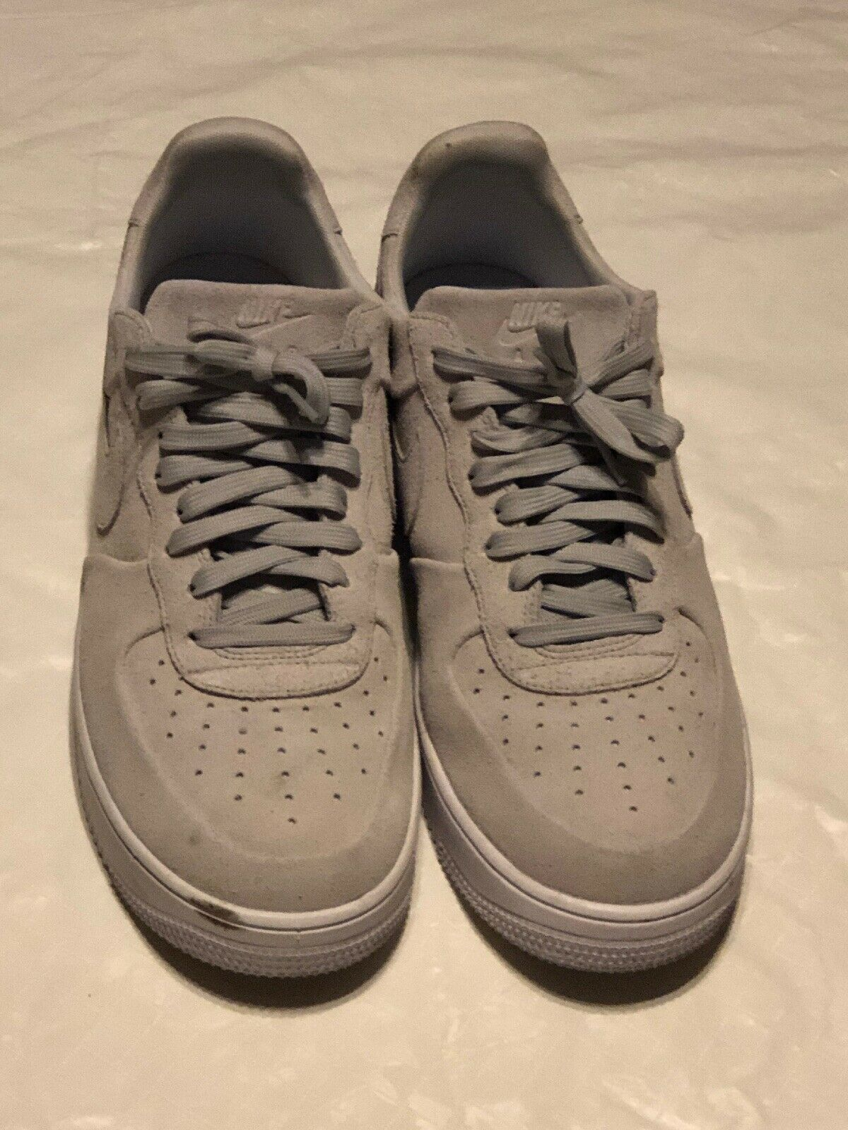 Suede Air Force One Size12