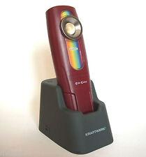 HIGH CRI LED Akkulampe Handlampe Werkstattlampe Arbeitsleuchte KRAFTWERK 32033
