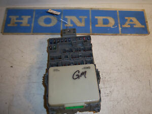 2001 acura cl type s driver side fuse panel box dash a010 m1 gm 38800 s3m