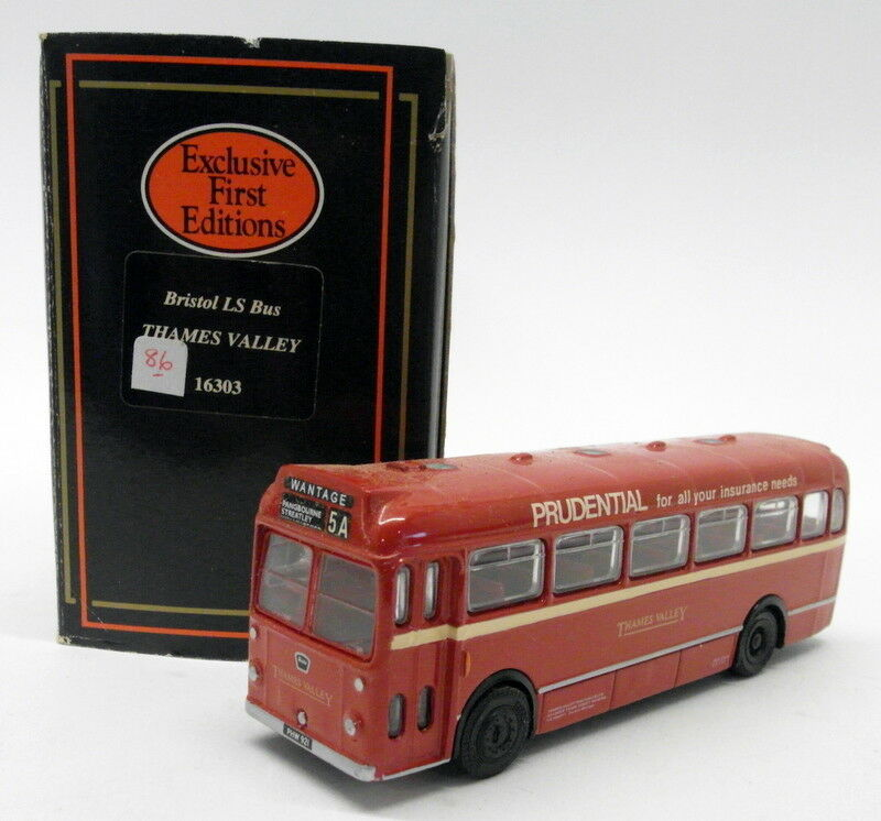 EFE 1 76 scale Diecast - - - C3 86 Bristol LS Bus Thames Valley Conversion b3c8fc
