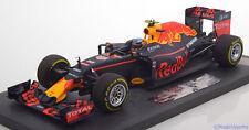 1:18 Minichamps Red Bull TAG Heuer RB12 Winner GP Spain Verstappen