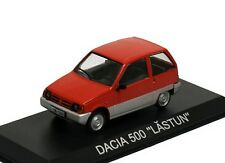 DACIA 500 LATSUN  MODEL DIECAST IXO / IST LEGENDARY CARS 1/43 B49