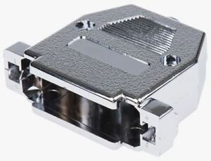 MH-Connectors-MHCCOV-MP-Series-ABS-D-sub-Connector-Backshell-25-Way-Strain-Rel