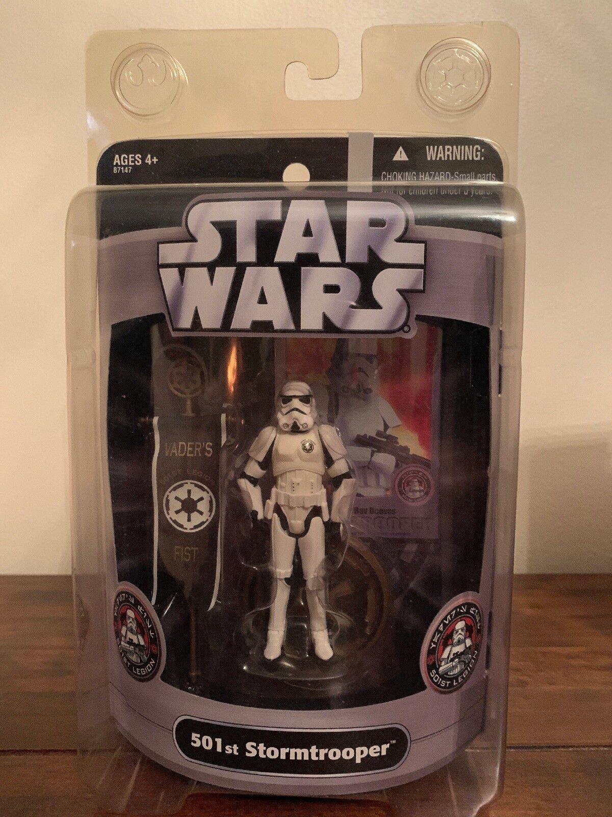 Star - wars - gekrempelt 501. stormtrooper vaders faust comic - con - exklusiv