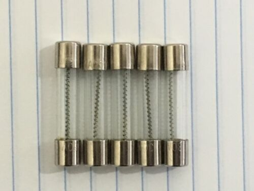 1 LOT= Qty 10 Fuse MDL 30A 250V 30A250V Slow-Blow Glass Fuse 30 Amp size 6X30 mm
