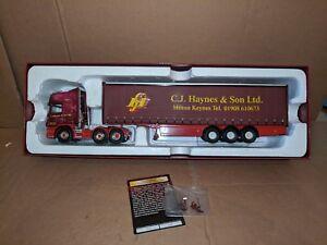 Corgi Scania R & C / sider - C J Haynes