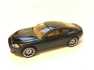 Matchbox-JAGUAR-XK-2006-black-1-64-mint