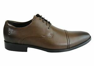 NEW-DEMOCRATA-HARRY-MENS-LEATHER-CUSHIONED-DRESS-SHOES-MADE-IN-BRAZIL