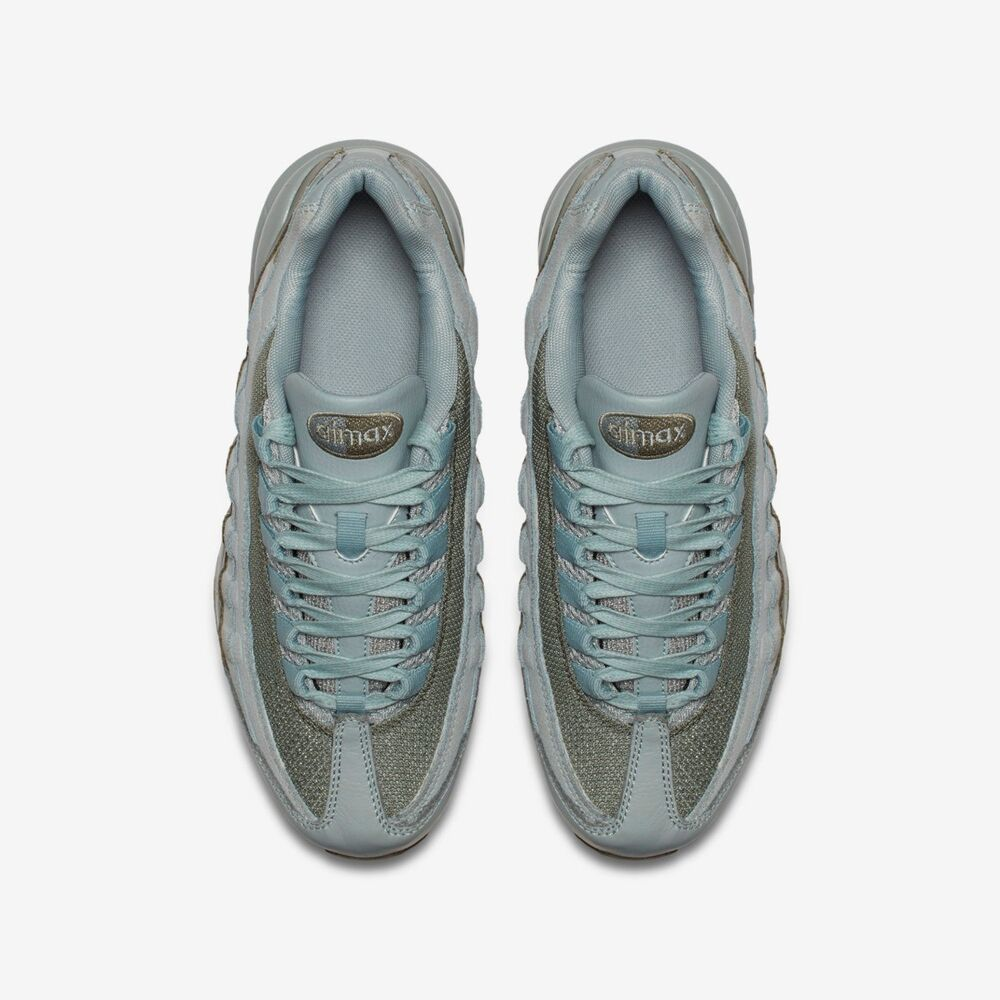 best loved f3a20 bbff6 ... Nike Air Max 95 Garçon Fille Baskets Sport Taille Taille Taille de  Chaussure 3.5-6 ...