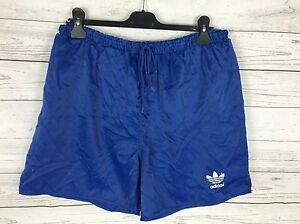 cbf28a55ac Men's Adidas Trefoil Retro Swim Shorts - Size W42 - Blue - Great ...