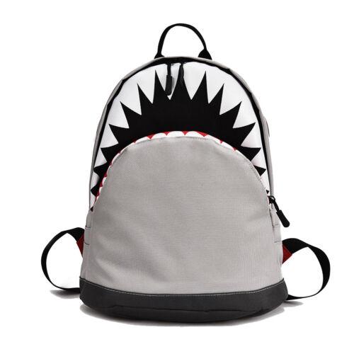 Boys Kids Shark Backpack Students School Backpack Girls Back to School Bag Gift