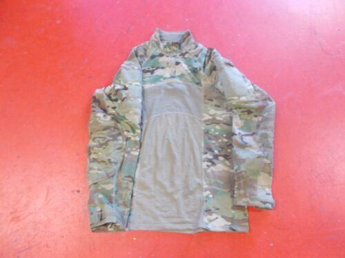 MASSIF Army Combat Shirt ACS Type II Zippered MULTICAM MEDIUM OCP