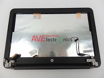 HP Chromebook 14-x015wm OEM Laptop LCD Back Cover Rear Lid WEBCAM HINGE Y09GAA00