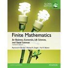 Finite Mathematics for Business, Economics, Life Sciences and Social Sciences, Global Edition by Karl E. Byleen, Michael R. Ziegler, Raymond A. Barnett (Paperback, 2014)