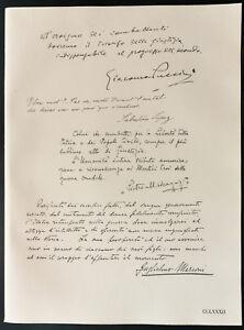 1926-Litografia-citazione-Puccini-Lopez-Mascagni-Marconi