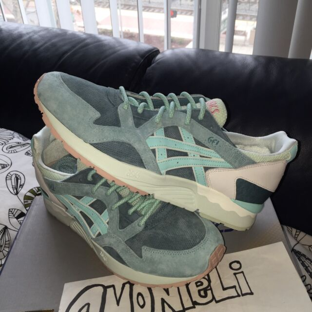 save off 824b3 e4453 Ronnie Fieg ASICS GEL Lyte V 5 Sage Size 12 VNDS Kith