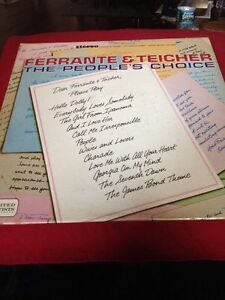 FERRANTE-TEICHER-LP-The-Peoples-Choice-1965