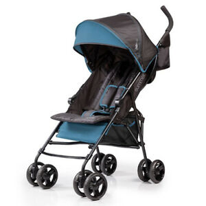 Summer-Infant-3Dmini-Convenience-Lightweight-Foldable-Travel-Baby-Stroller-Blue