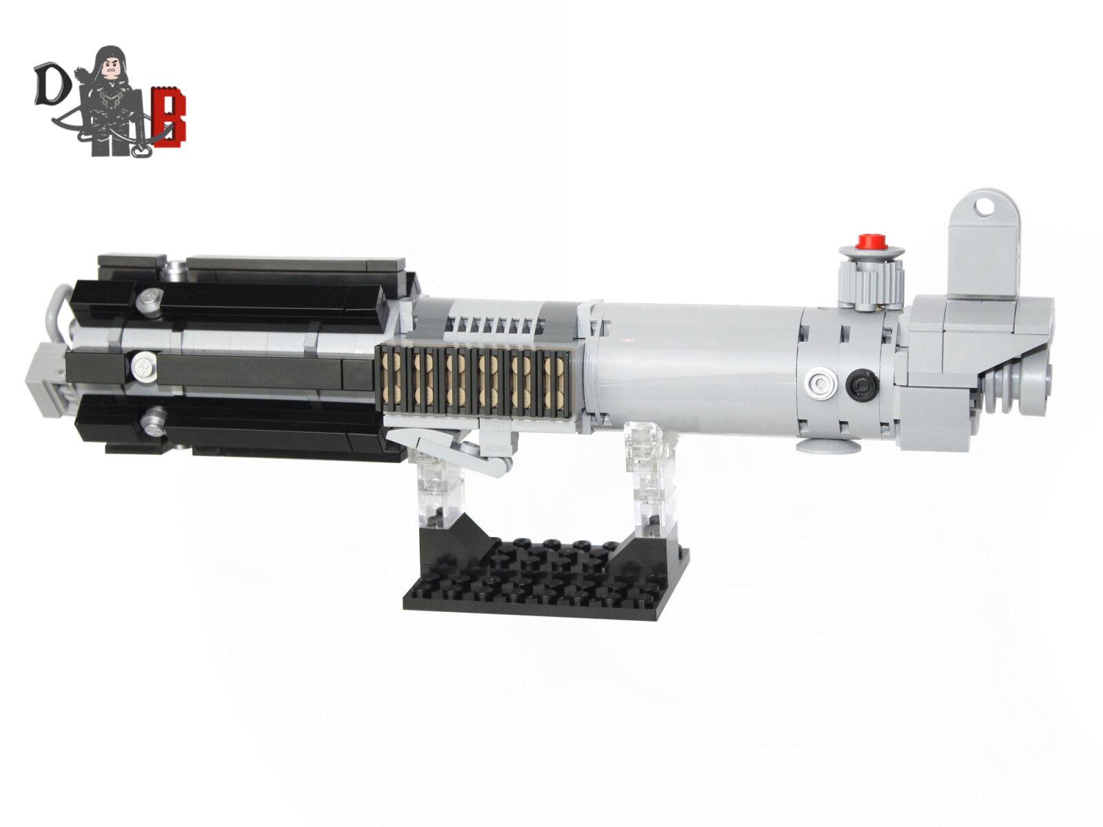 Star Wars ANAKIN / / / LUC / Rey TFA custom graflex achats effectuées à l'aide de pièces lego 0e671f