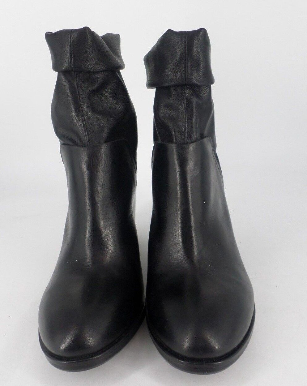 CAFE NOIR BOTTINES NOIR TALON ANKLE Stiefel BLACK SIZE NH06 UK 4 EU 37 NH06 SIZE 04 d72562