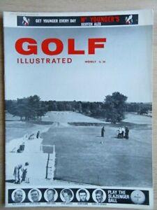 Ferndown-Golf-Club-Dorset-Golf-Illustrated-Magazine-1966