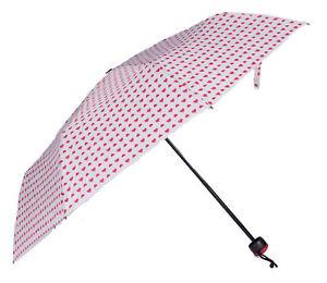 Reisen Schirme verschiedene Farben Um Sowohl Die QualitäT Der ZäHigkeit Als Auch Der HäRte Zu Haben Effizient Regenschirm Taschenschirm Mini Mit Herzen
