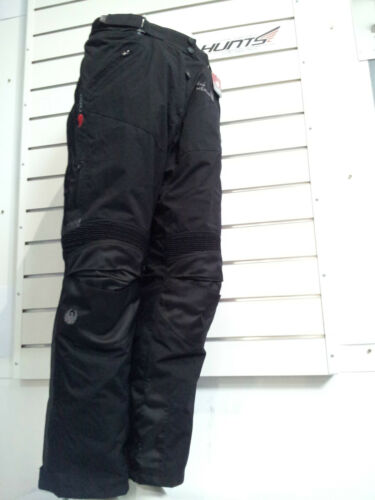 Merlin Tess Ladies Motorcycle Jeans : Black: Sizes Available