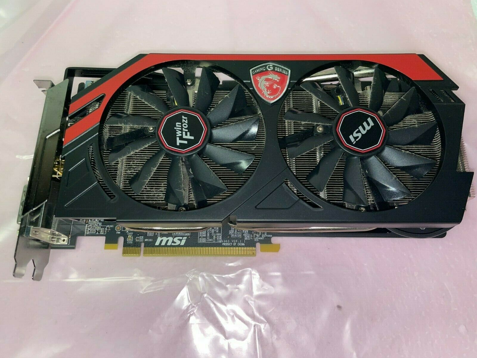 MSI R9 270X GAMING 2GB GDDR5 Graphics Card. Great Condition..