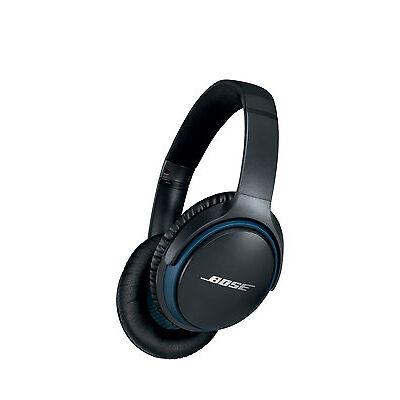 NEW Bose SoundLink® around ear wireless headphones II Black