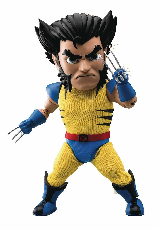 Egg Attack Marvel X-Men EAA-066SP Wolverine PX Figure Beast Kingdom