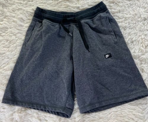 Nike Sportswear Sweat / Fleece Men's Shorts Gray