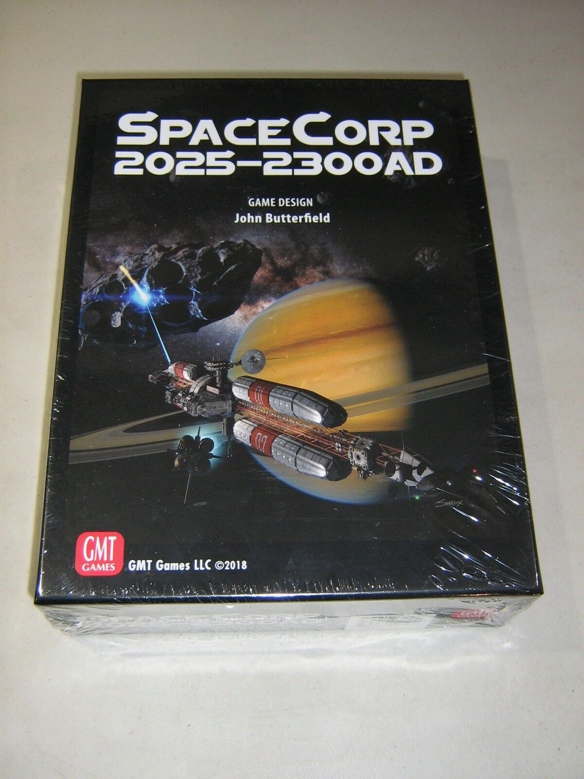 Space Corp  2025-2300 AD (New)