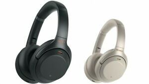 Sony-WH-1000XM3-Noise-Cancelling-Wireless-NFC-High-Resolution-Black-Silver