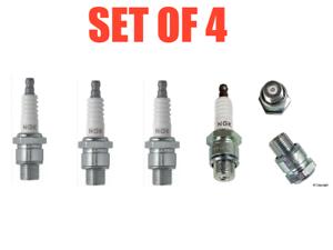 New Ngk Standard Spark Plug Buhw2 5626 Set of 4 Spark Plugs