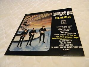 The-Beatles-Something-New-lp-vinyl-record-LC-0287-Germany