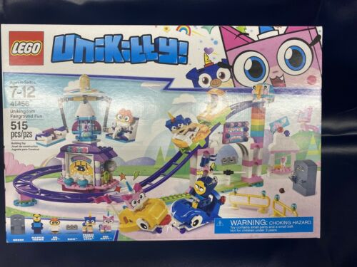 41456 Lego Unikitty Unikingdom Fairground Fun 515 Pieces