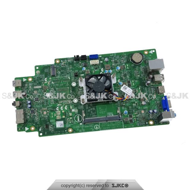 NEW Dell Inspiron 3252 Desktop Motherboard w Intel N3050 1 60GHz 9NY2R WVYMC